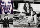 """Intryguj�ca Julianne Moore gwiazd� magazynu """"The Edit"""". Pozuje w luksusowej bieli�nie i szpilkach Christiana Louboutina [ZDJ�CIA]"""