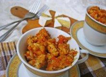 Potrawka marchewkowo-ry�owa z kurczakiem - ugotuj