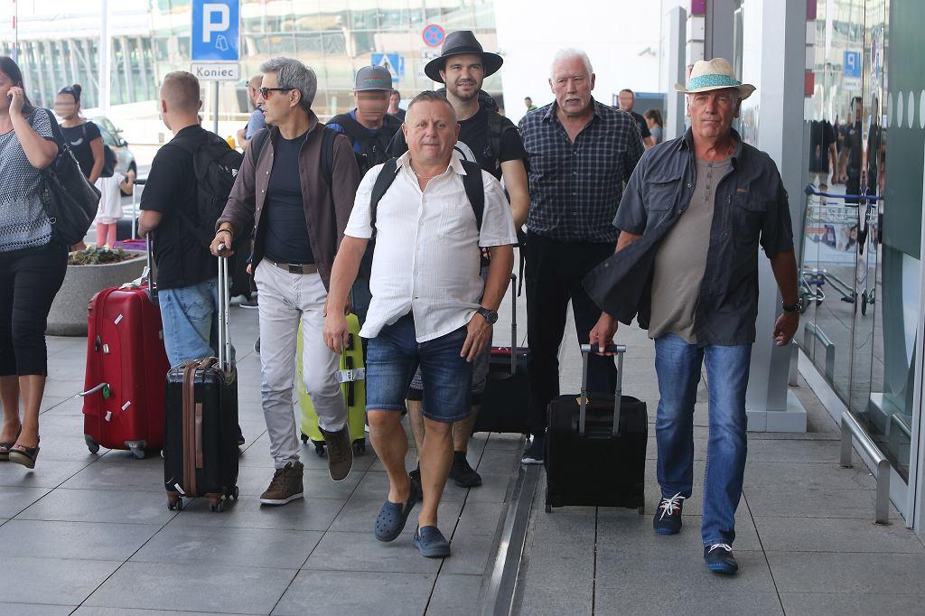 Hanke, Polk, Kozakiewicz, Strasburger, Masny wylatują kręcić program dla Polsatu
