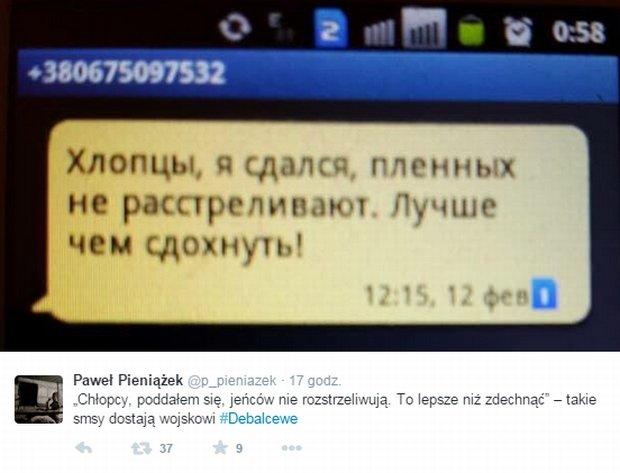 Tweet Paw�a Pieni��ka