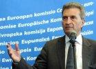 'FAZ': Komisarz UE ds. energetyki odrzuca pomysł Tuska ws. unii energetycznej. KE: To nieprawda