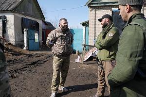 Gruzini walczący po stronie Ukrainy nie robią tego dla zapachu prochu. Z Ukraińcami łączy ich wróg - Rosja