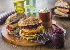 <strong>Burger</strong> z kaszy jęczmiennej - według Babci Zosi