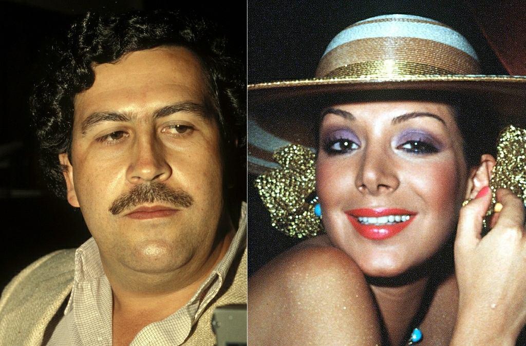 Bien-aimé Virginia Vallejo i Pablo Escobar, czyli o miłości arystokratki i  BB17