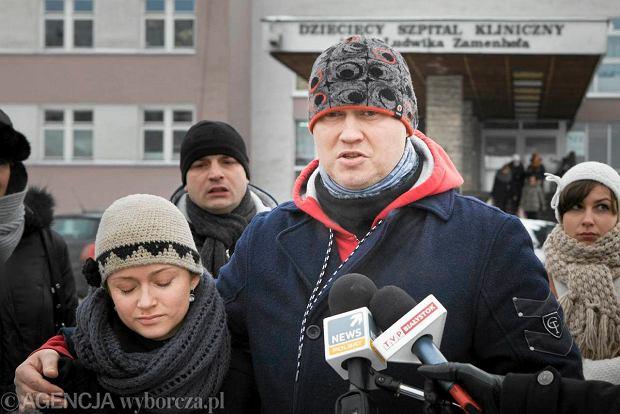 Naczelna Izba Lekarska o �mierci Bolka: prokuratura nie wyda�a papier�w