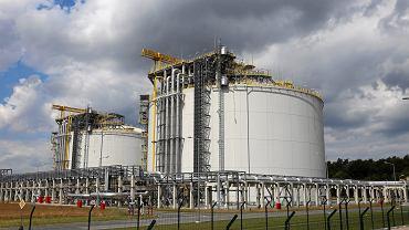 Terminal gazu skroplonego LNG w Świnoujściu