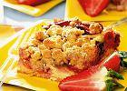 Ciasto dro�d�owe z owocami