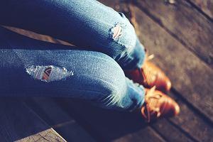 Boyfriend jeans - idealnie spodnie na chłodniejsze dni