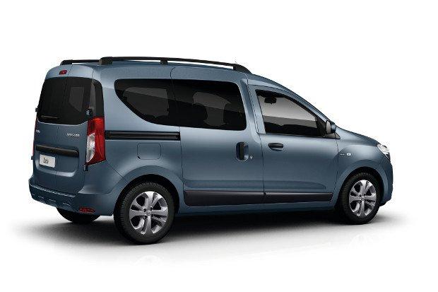 Dacia Dokker Embleme | Bogato wyposażona edycja