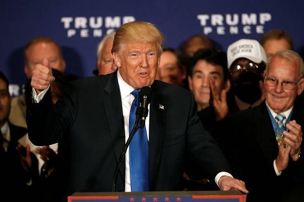 USA: Trump przyzna�, �e Barack Obama urodzi� si� w Ameryce