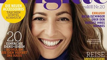Prawdziwe kobiety, zmarszczki i brak obróbki graficznej - to miał być genialny pomysł na pokazanie naturalnego piękna kobiet według wydawców niemieckiego magazynu Brigitte
