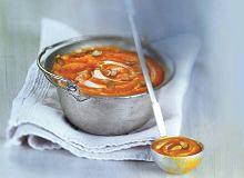 Zupa z pieczonej dyni - ugotuj