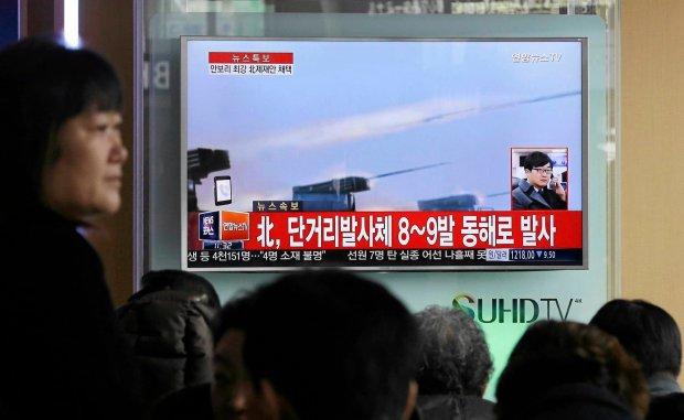 Próby jądrowe, test rakiety balistycznej i nowe pociski. Kim Dzong Un się zbroi