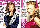 """Magdalena Popławska w """"InStyle"""" prawie jak Cate Blanchett, ale prawie robi różnicę? W środku o niebo lepsza sesja  [ZDJĘCIA]"""