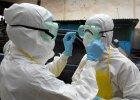 Pr�by opanowania epidemii eboli s� kompletn� katastrof� - alarmuj� Lekarze bez Granic