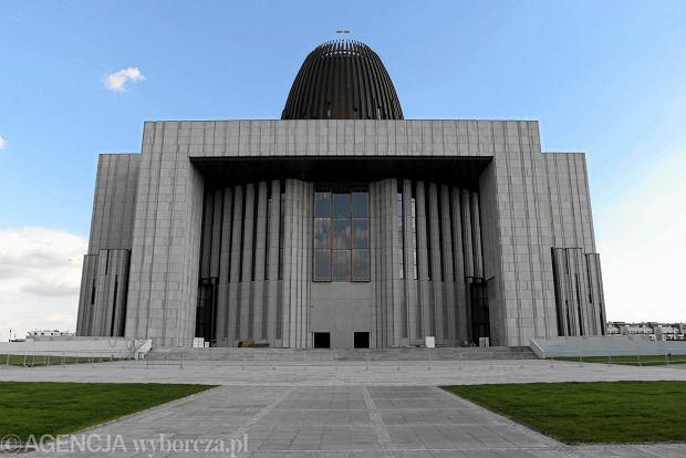 Świątynia Opatrzności Bożej w warszawskim Wilanowie