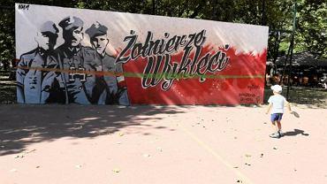 Mural na Szczęśliwicach