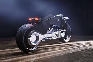 BMW | Elektryczny motocykl przyszłości