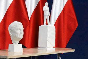 Jest decyzja w sprawie lokalizacji pomnika Lecha Kaczyńskiego