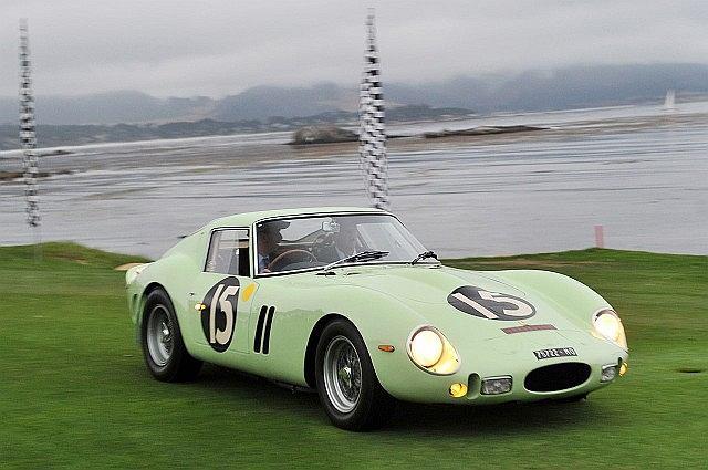 fot. Ferrari 250 GTO