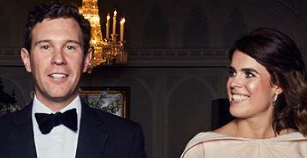 To druga suknia ślubna księżniczki Eugenii! Pałac opublikował już oficjalne zdjęcia z uroczystości