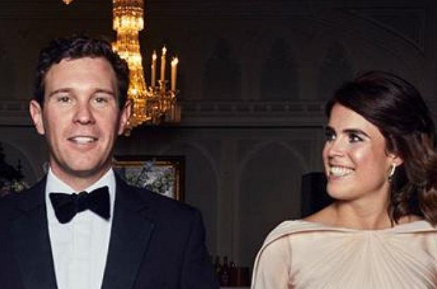 To druga suknia ślubna księżczniki Eugenii! Pałac opublikował już oficjalne zdjęcia z uroczystości
