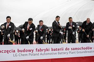 W Polsce powstanie największa w Europie fabryka baterii do samochodów elektrycznych