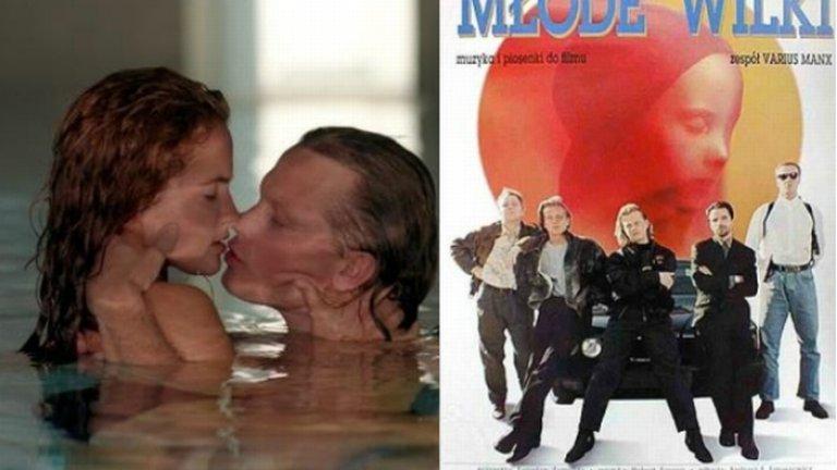 """""""M�ode Wilki"""" dzisiaj. Od premiery min�o 20 lat. Prymus i Cichy zn�w razem! A pami�tacie scen� z Ko�uchowsk� toples?"""