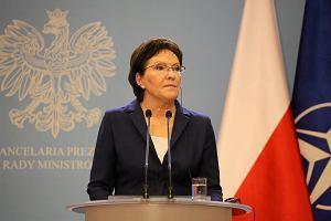 Repatriacja dla Polak�w mieszkaj�cych na wschodzie Ukrainy? Premier powo�a�a specjalny zesp�