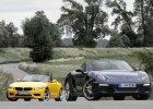 BMW Z4 sDrive28i vs. Porsche Boxster S | Test por�wnawczy