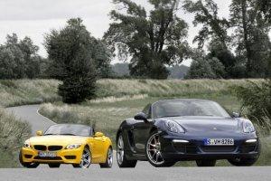 BMW Z4 sDrive28i vs. Porsche Boxster S | Test porównawczy