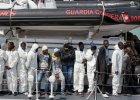 Francuski statek uratowa� 217 rozbitk�w opodal wybrze�y Libii