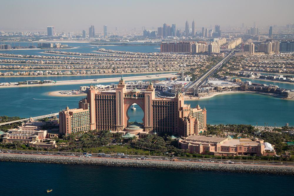 Hotel Atlantis The Palm w Dubaju