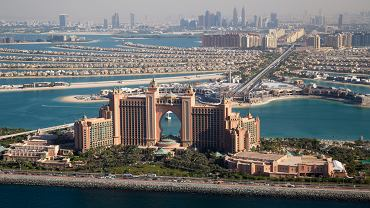 Hotel Atlantis The Palm w Dubaju