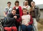 20-latek na wózku pokonał 600 km, by pomóc innemu chłopcu