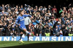 Eden Hazard: Zostaj� w Chelsea na 100 proc.
