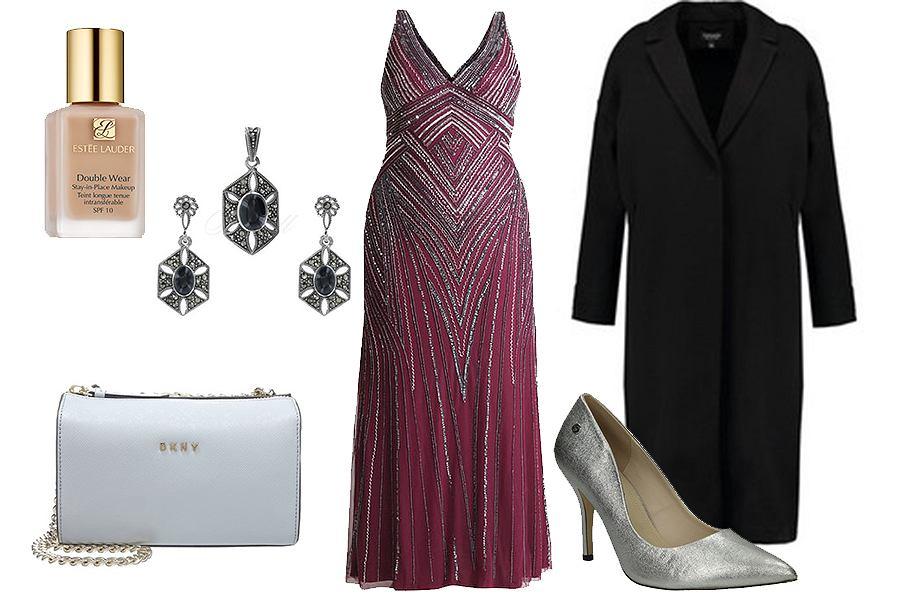 d186e5a564 Sukienki sylwestrowe dla puszystych  Stylizacje