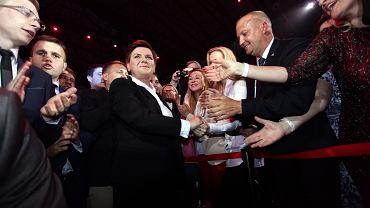 PiS postawił na Szydło, bo po wyborach prezydenckich stało się jasne, że z Kaczyńskim partia do władzy nie dojdzie.