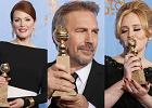 Sensacyjne Złote Globy! Wyluzowane gwiazdy, Spielberg wielkim przegranym, a triumfuje...