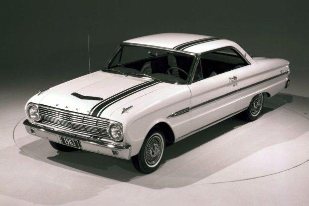 Samochody �wiatowe | Ford Falcon