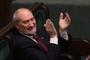 Nieprzewidywalny jak minister Macierewicz