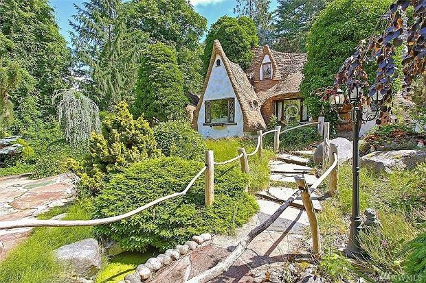 Nikt nie chce kupić domku Królewny Śnieżki