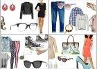 5 modnych stylizacji z okularami!