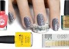Piękne paznokcie na sylwestra - kolory i wzory