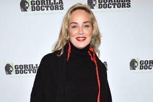 Sharon Stone bryluje na salonach w kreacji polskiej projektantki. Co mia�a na sobie?