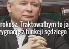 Jarosław Kaczyński o prof. Rzeplińskim