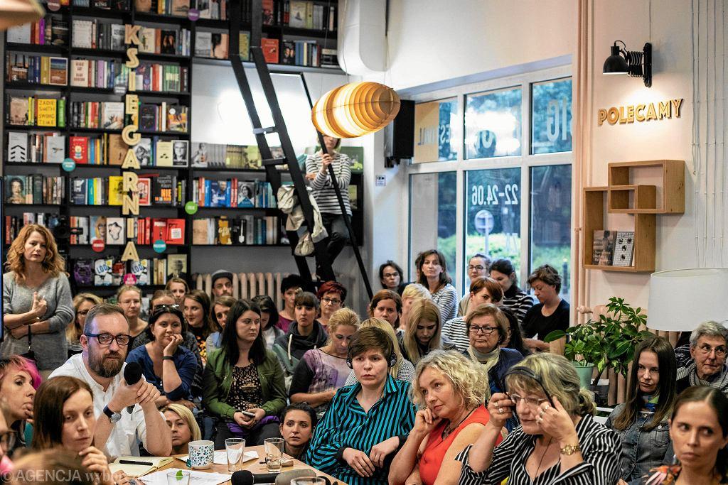 Big Book Festival, jedna z największych imprez czytelniczych w Warszawie / DAWID ŻUCHOWICZ