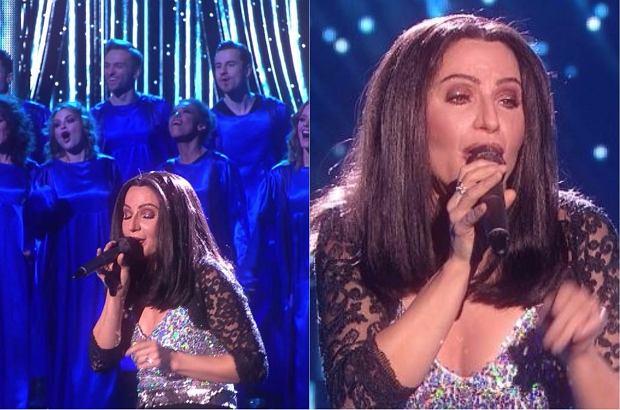 """W najbliższym, półfinałowym już, odcinku """"Twoja Twarz Brzmi Znajomo"""" Anna Dereszowska wcieli się w Cher i zaśpiewa słynny utwór """"Walking In Memphis"""". Jak jej poszło? Zobaczcie!"""