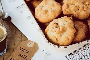 Szybkie małe co nieco. 10 przepisów na ciasteczka