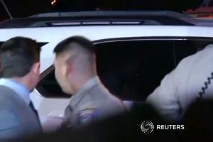 Gwlaciciel Brock Turner wyszedł z więzienia po trzech miesiącach odbywania kary